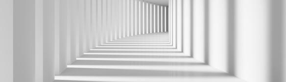 white-corridor